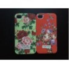 Чехлы на Iphone  с цветами светящимися в темноте