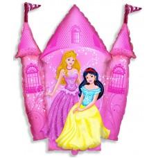 """Большой шар """"Замок принцессы"""""""