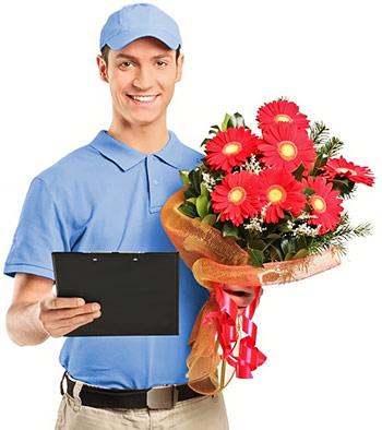 Доставка цветов и необычный подарок маме на 8 марта своими руками фото