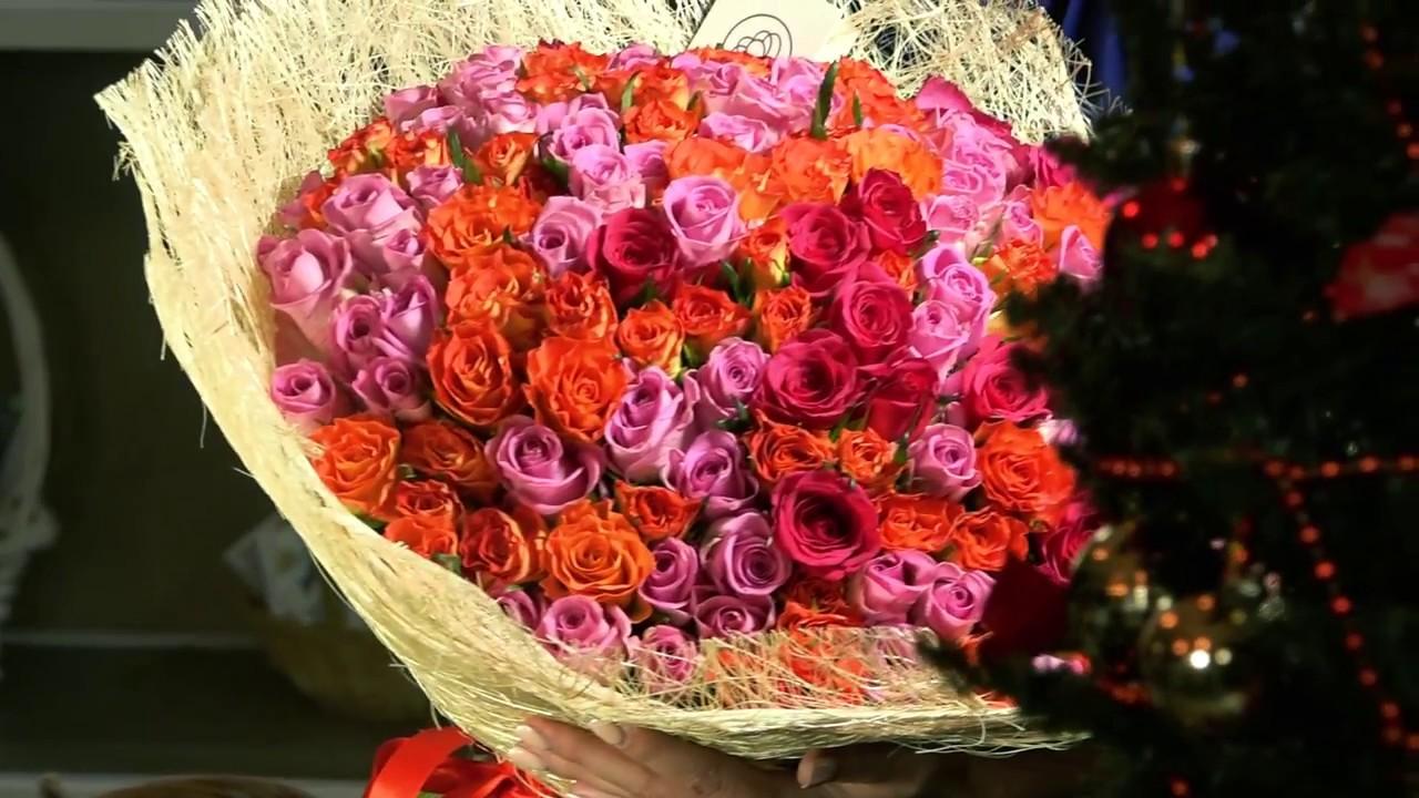 доставка цветов, цветы купить интернет магазин, 101 роза в нижнем новгороде цена, 51 роза купить