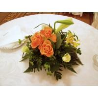 Цветочное оформление свадьбы | Долина Роз