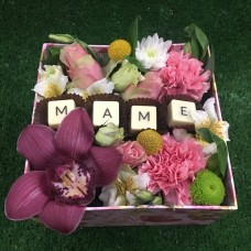 Flowerbox для Мамы