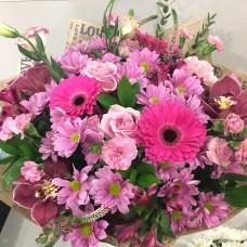 Букет Розовая прелесть