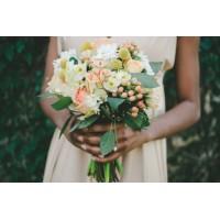 Свадебный букет невесты | Долина Роз