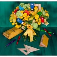 Букет цветов на 1 сентября: что выбрать?
