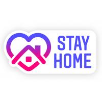 В Связи с COVID-19 оставайтесь дома