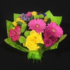 Букет Цветочный феерверк