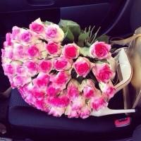 Букет цветов в Нижнем Новгороде  | Долина Роз