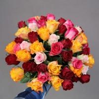 51 роза (40 см)