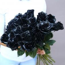 Купить чёрную розу