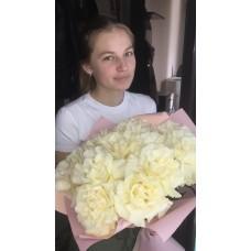 Букет из 11 роз Софи Лорен