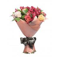 Купить розы, альстромерии, каллы, пионы | Долина Роз