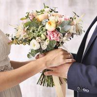 Свадебная флористика | Долина Роз