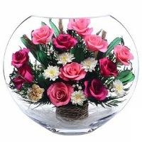 Изящные цветочные композиции | Долина Роз