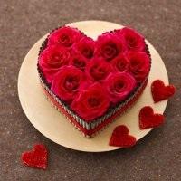 Цветы на день св. Валентина | Долина Роз