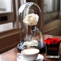 Долговечная роза в колбе | Долина роз