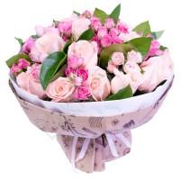 Букет из 101 розы. Цена | Долина Роз