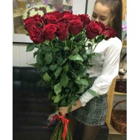 Метровая роза