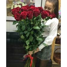 Купить метровую розу