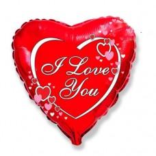 """Сердце """"Я тебя люблю"""""""