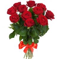 Цветы любимым женщинами на 8 Марта | Долина Роз