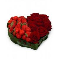 Бесплатная доставка цветов в Нижнем Новгороде  | Долина Роз
